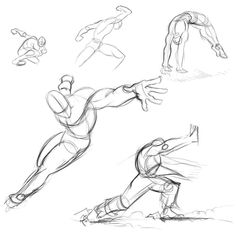 Lots of people asks me how I learned to draw figures. Well. It was by drawing figures... Lots of them. Just have fun with it. Forget about the outcome, and focus on the act. With time you have no choice but to get better. I have hundreds of these lying around. Cheers#sketching #drawing #figuredrawing #figures #sketchbook #art_collective #art_nerd