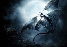 """Dragon of Scandinavia"" by Elian Black'Mor"