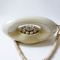 Awesome vintage British Genie telephone!