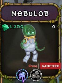 My Singing Monsters Nebulob