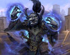 Goblin Priest by *BenWootten on deviantART