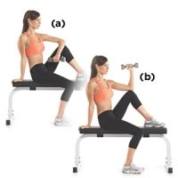 Upper Body Workout: Get Gorgeous Arms | Women's Health Magazine