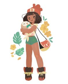 The new trainers are SUCH cuties, I'm so excited!! *___* I'm so charmed by all the designs released so far omg