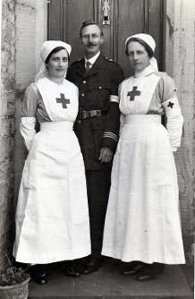 226d39f2a1c3b WW1 postcard Red Cross nurses. | WWI nurse | World war one, World war i, Wwi