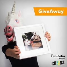 WEEKLY GIVEAWAY #MyFuniPic!! Share your photo of you showing off your costume and accessories tag them with #Funidelia and #MyFuniPic and be in with a chance to get your photo sent to your house in a lovely @cheerz photo frame or to win an iPad. 10 winners will be chosen randomly every week and will get their photo printed framed and sent to them (mini frame 20x20). Winners are announced every week on our feed. 1 overall winner will get an iPad Air 2  32 GB WiFi. Winner announced on our…