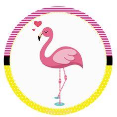 Flamingo: Personalizados gratuitos – Inspire sua Festa ®