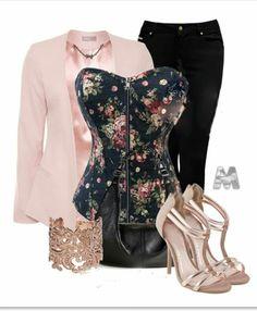 cefc3d1f843 10 Best Corset Outfit Ideas images
