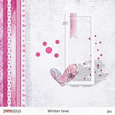 Quality DigiScrap Freebies: Winter Love mini kit freebie from 7szindizajn