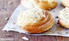Dallaspullat - leivo itse ihanat rahka-vaniljapullat! | Kotivinkki ❤