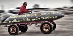Comparaison de la performance d'hébergeurs WordPress