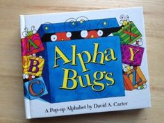 "Alpha Bugs Activities part of the ""Love Books"" Summer Exchange shared by Kids Yoga Stories and Get Busy Living"