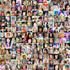 ...the REAL faces of DIPG...think of all the potential that was lost to the world through the death of all these children....and ask what YOU can do to help find a cure....