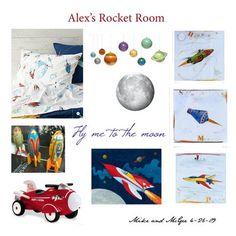 Rocket Room Board