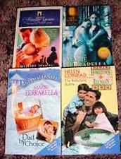 4 ROMANCE Paperback Books NEW Ferrarella Jensen Conrad