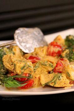 Mustard Chicken from Ina Kitchen #InaFridays