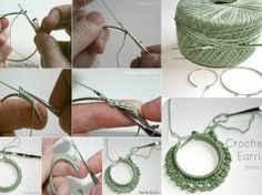 Step By Step Guide to make Earing