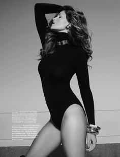 Cindy Crawford for FutureClaw #5 by Andrew Macpherson