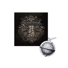"""Nightwish """"Endless Forms Most Beautiful"""" yksinoikeudella EMP:ltä kaulakorun kera: http://www.emp.fi/nightwish-endless-forms-most-beautiful-2-cd-kaulakoru/art_296702/?campaign/emp/fi/sm/pin/promotion/desk/11012015-296702"""