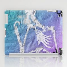 BONES iPad Case by Prokop Bartonicek