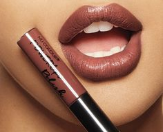 Tenacious is a deep neutral with brown undertones. High-impact shine, for every shade of you. Powerlips Polish Duo Lip Shine gives your lips a dose of sleek color drenched in a brilliant high shine—without fading or smudging. Nu Skin, Love My Makeup, Long Lasting Lip Color, Brown Lip, Lip Shine, Soft Lips, Beautiful Lips, Tips Belleza, Lip Makeup
