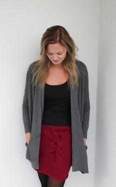 Skirt with a twist! www.mykenoster.no