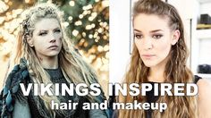 Here is my Vikings inspired hair and makeup tutorial for the character of Lagertha from the television series Vikings! Man she is badass! Thanks for watching...