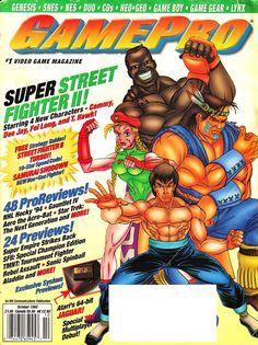GamePro (October 1993) - http://megalextoria.blogspot.com/2017/11/gamepro-october-1993.html #SegaGenesis #Sega #Genesis #SNES #SuperNES #SuperNintendo #Nintendo #NES #TurboDuo #TG16 #GameBoy #GameGear #AtariLynx #Atari #Lynx