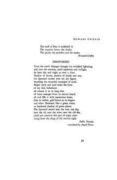 Analysis poem door miroslav holub