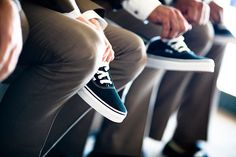 vans shoes for the wedding . It's totally a possibility ..