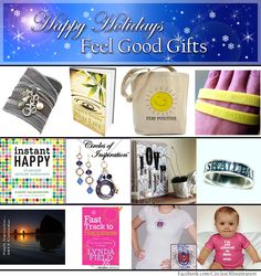 Feel Good #Gifts Guide ~ Stocking Stuffers ~ #him #her #moms #Baby