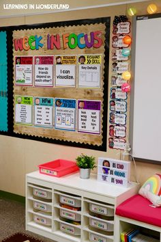 Learning in Wonderland Classroom Tour 2018-2019   Learning In Wonderland Modern Classroom, New Classroom, Classroom Setting, Classroom Design, English Classroom, Primary Classroom, Science Classroom, Year 1 Classroom Layout, Classroom Displays Ks2