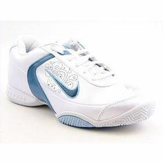 Nike Women's NIKE AIR ZOOM MYSTIFY IV TOUR TENNIS SHOES 9.5 (WHITE/UTILITY BLUE/FAIR BLUE) (Apparel)  http://www.amazon.com/dp/B00392LBW2/?tag=alure-20  B00392LBW2  #MakeTodayBetter