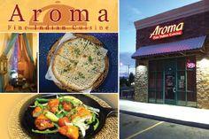 Aroma Indian Restaurant in Draper, Utah. http://www.culinarycrafts.com/?p=5403