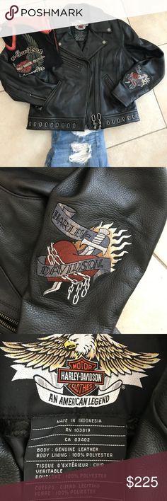 6c838b92c 14 Best Harley Davidson Leather Jackets images in 2013   Harley ...