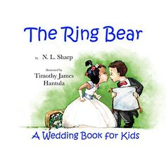 338c282f497 Are you looking for a ring bearer gift book from the bride and groom  A  wedding book keepsake your ring bearer will treasure for years to come