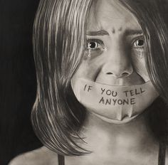 Sibling Sexual Abuse: An Emerging Awareness of an Ignored Childhood Trauma - Help for Adult Victims Of Child Abuse - HAVOCA Women Rights, Child Rights, Abuse Survivor, A Level Art, My Demons, Human Condition, Domestic Violence, Colouring Pages, Pencil Drawings