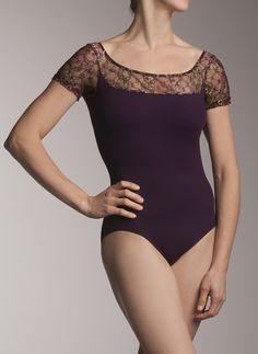Lacy bodysuit