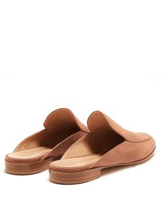 543c6577a2e Palau suede backless loafer