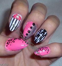 Pointy Nail Art Designs Tumblr - http://www.mycutenails.xyz/pointy-nail-art-designs-tumblr.html