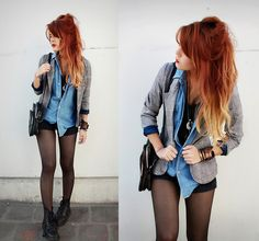 You're in high school again (by Lua P) http://lookbook.nu/look/1907162-You-re-in-high-school-again