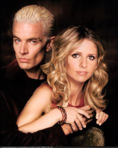 Top 5 Couples: Good Girls and Bad Boys 5. Buffy and Spike Buffy the Vampire Slayer