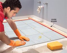 Tips for Installing Tile - Article | The Family Handyman