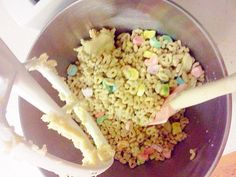 How to Make Lucky Charms Cookies