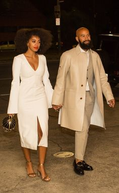 Beyoncé Attends Solange Knowles' Pre-Wedding Party Without Jay Z and Blue Ivy  Solange Knowles, Alan Ferguson, Solange Wedding