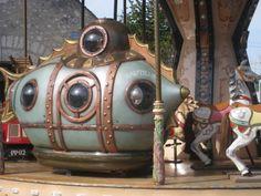 Jules Verne Carousel, Provins