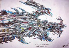 Planes, Mecha Suit, Alien Concept Art, Space Station, Space Crafts, Techno, Battle, Creatures, Drawing Stuff