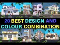 Front Elevation Designs, House Elevation, Village House Design, Village Houses, Simple Designs, Cool Designs, Modern Small House Design, Mansions, Architecture