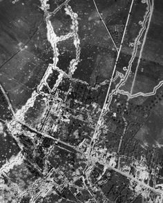 AERIAL PHOTOGRAPHY ON THE WESTERN FRONT, 1916