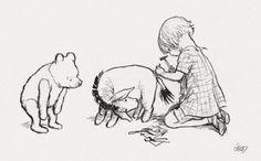 17 inspirerende quotes van Winnie de Poe – Winnie de Poe was oorspronkelijk een echte beer uit Canada. Tijdens de Eerste Wereldoorlog was een aantal soldaten uit Winniepeg onderweg naar Europa. Tijdens een tussenstop met de trein kocht één van de soldaten een …