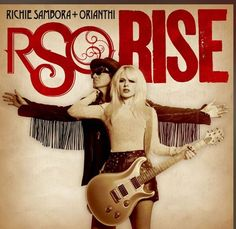 #RISE EP by #RSOOfficial #orianthi #RichieSambora new songs by @orianthi @TheRealSambora  https://itunes.apple.com/gb/album/rise-ep/id1286760938